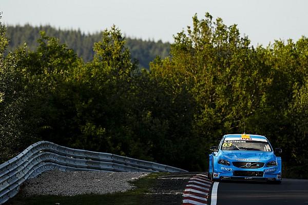 WTCC Nurburgring: Catsburg juara Race 2 dan pimpin klasemen
