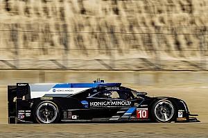 IMSA Reporte de calificación Ricky Taylor tomó la pole para Laguna Seca