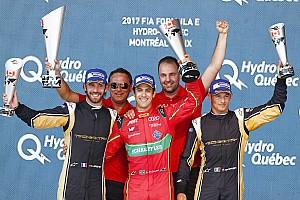 Formula E Gara Colpo di scena a Montréal: in Gara 1 vince Di Grassi ed è leader!