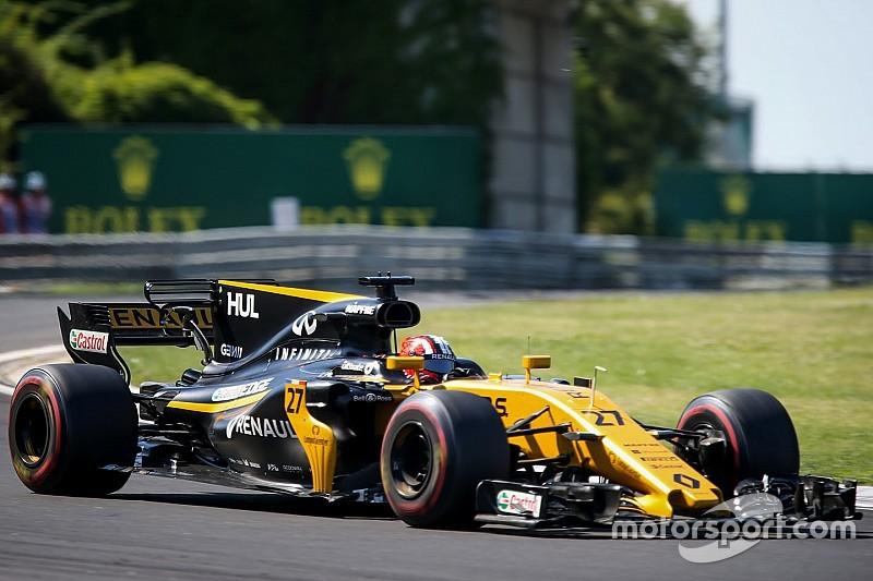 """Hülkenberg : Le top 5 est """"réalisable"""" pour Renault"""