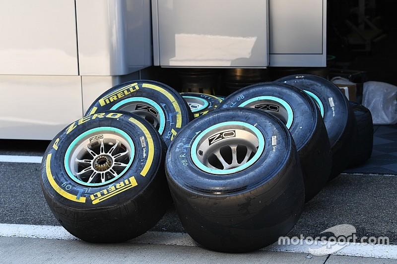 倍耐力考虑引入新轮胎配方