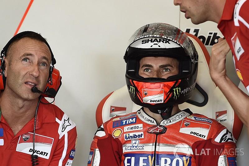 Лоренсо объяснил преимущество Honda участием в частных тестах