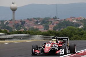 F3-Euro Crónica de Carrera Victoria de Günther en la primera carrera del fin de semana en Hungría