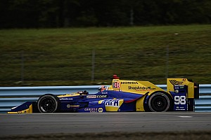 """IndyCar Breaking news Rossi: Alternative tire strategy was """"confidence building"""""""