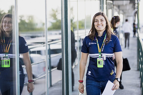 GP3 Tatiana Calderon: It's time to show Sauber what I can really do