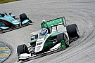 Indy Lights Barber Indy Lights: Kaiser rules in tight qualifying session