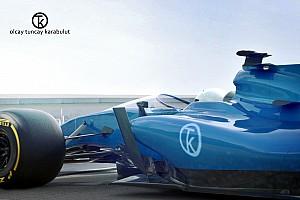Fórmula 1 Blog GALERIA: Designer cria esboço de Escudo para F1
