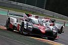 WEC Spa WEC: Toyota ilk 2 antrenmanda zirvede
