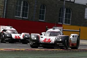 WEC Новость В Porsche назвали сильный износ шин причиной поражения в Спа