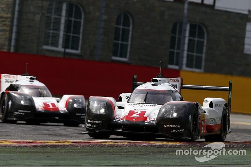 В Porsche назвали сильный износ шин причиной поражения в Спа