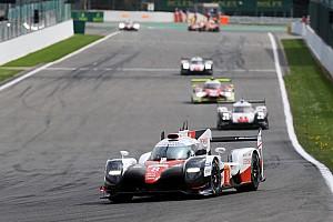 WEC Репортаж з гонки WEC у Спа: дубль Toyota