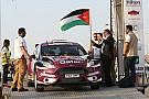 بطولة الشرق الأوسط للراليات رالي الأردن: العطية أولاً في المرحلة الاستعراضية