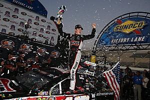 NASCAR Race report Harrison Burton crowned 2017 NASCAR K&N Pro East champion