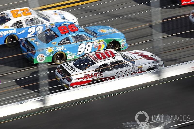 Stewart-Haas Racing and Biagi-DenBeste partner in Xfinity Series