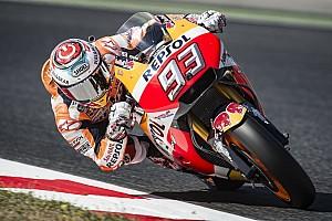 Маркес стал быстрейшим на тестах в Барселоне