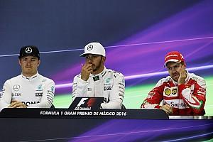 Formula 1 Press conference Mexican GP: Post-race press conference