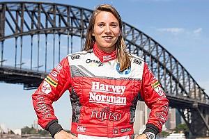 Supercars Breaking news Simona de Silvestro to join Australian Supercar championship in 2017