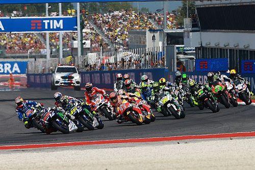 FIM公布2017年MotoGP临时赛历