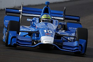 "IndyCar Breaking news Kanaan: ""We're going to raise the bar for Honda"""