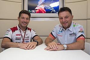 MotoGP Interview Gresini and Cecchinello: Two decades as grand prix team bosses