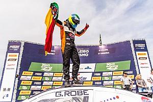Brasileiro de Turismo Relato da corrida Com erros de Rimbano, Robe vence corrida 2 em Curitiba
