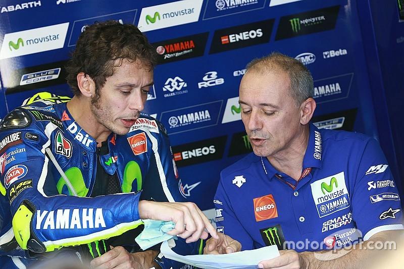 Rossi berpisah dengan pelatih Cadalora