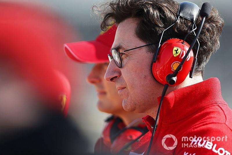 """フェラーリは""""本命""""か? チーム代表は警戒解かず「真に受けるのは間違い」"""