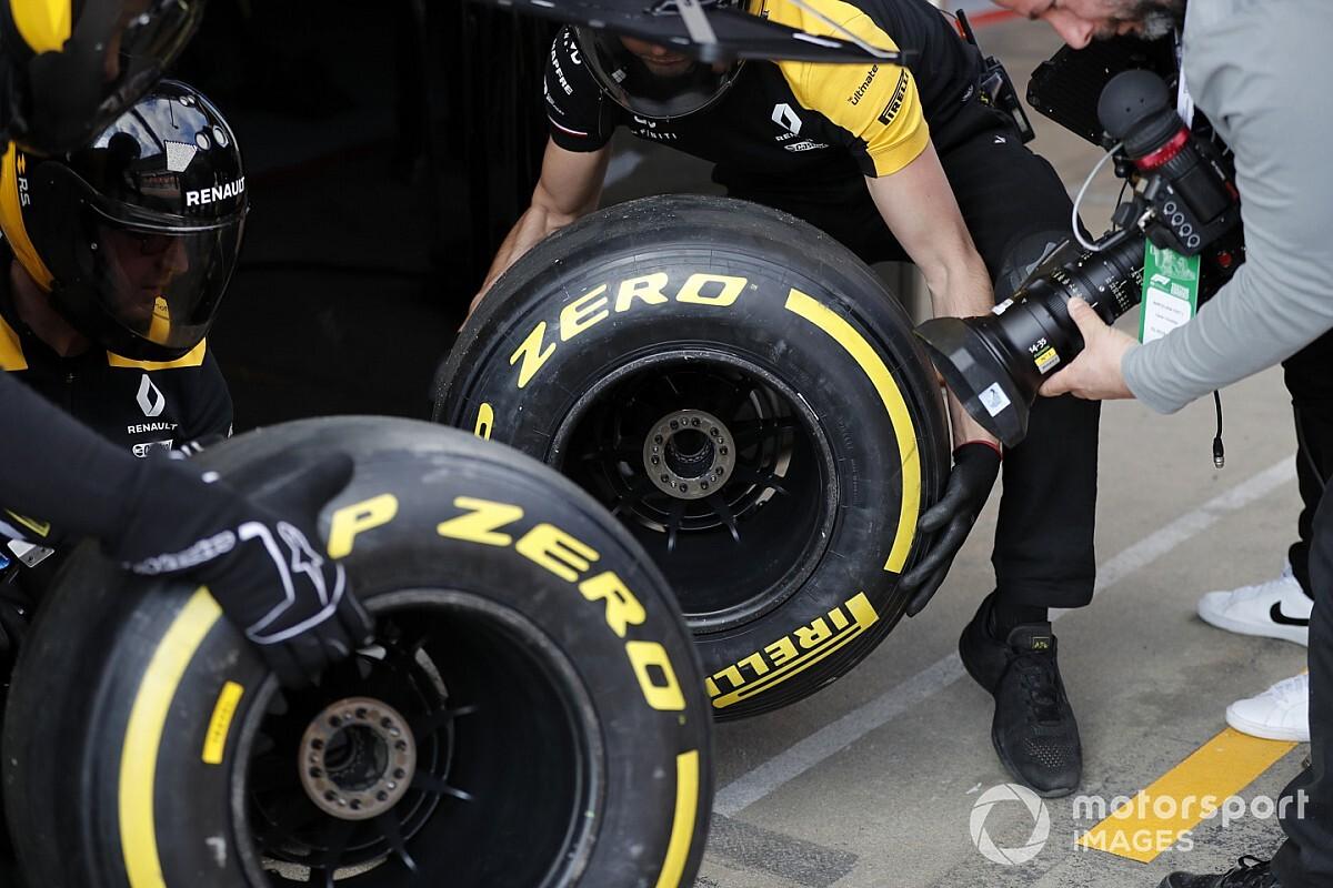 テストで使えるタイヤの本数が少なかった? ピレリ、チームの不満を否定