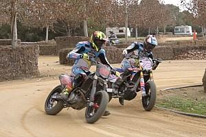 Video entrevista: Márquez y Vierge preparan juntos la temporada de Moto2