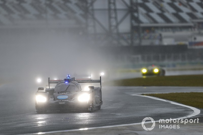 Alonso wanted Rolex 24 to be stopped while second