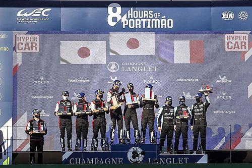 El Toyota #8 gana en Portimao con órdenes de equipo