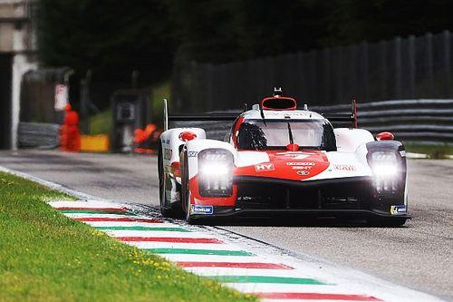 Monza: Toyota sobrevive a un gran susto para vencer a Alpine