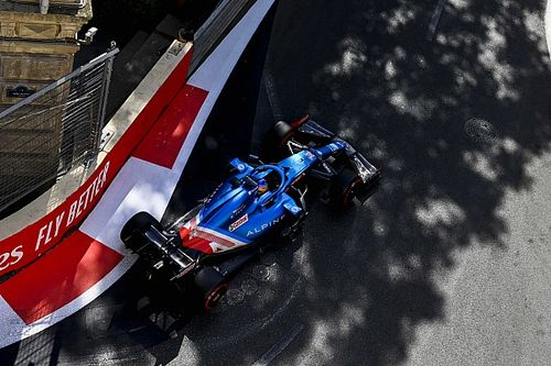 Alpine currently investigating lack of F1 race pace