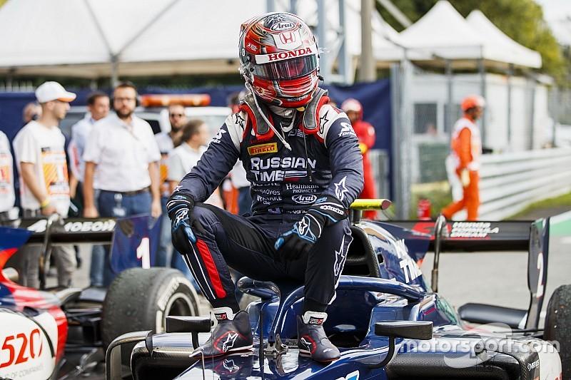 Menang di Monza, Makino: Saya tidak menyangka