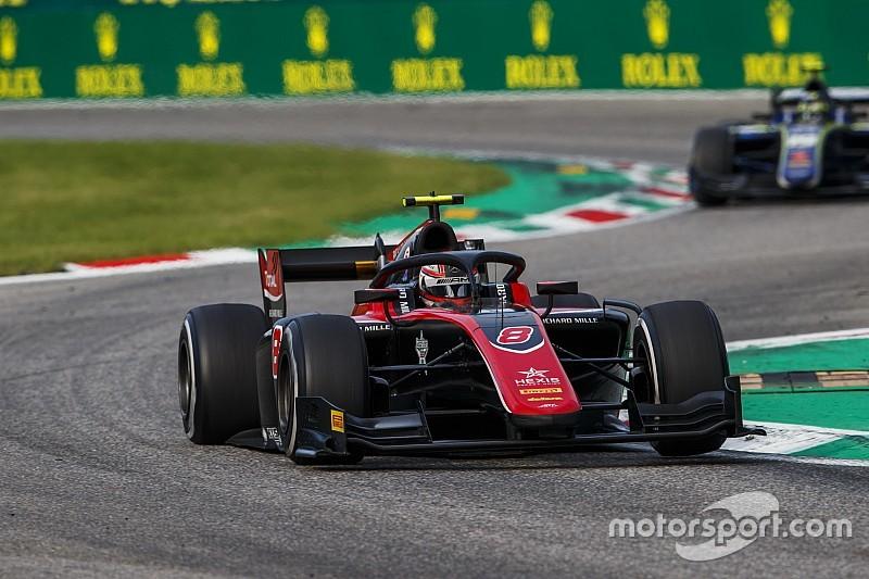 Quinta victoria de Russell, que sigue dominado la F2