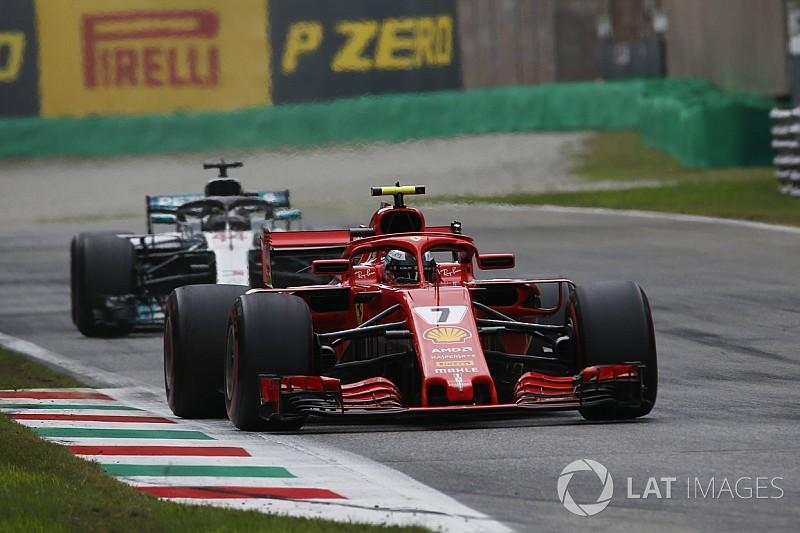 Райкконен: Важко проковтнути цю поразку - через гарний темп Ferrari