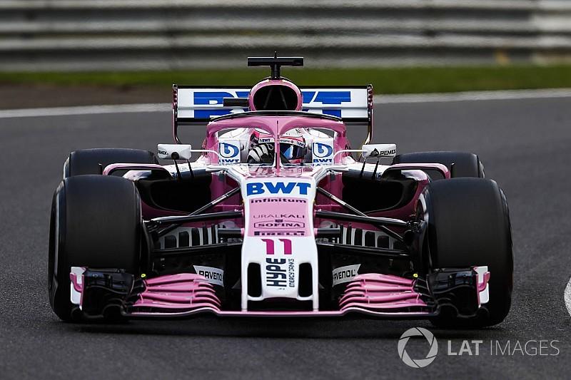 Perez heeft F1-contract voor 2019 al getekend