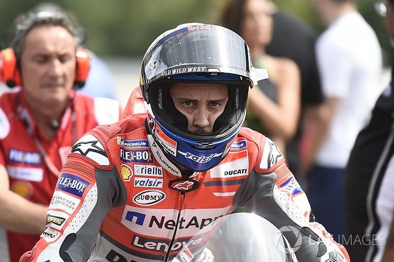 EL1 - Les Ducati en force, Márquez à l'affût