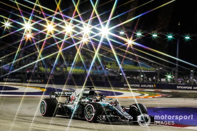 Hamilton: Vettel near-miss a