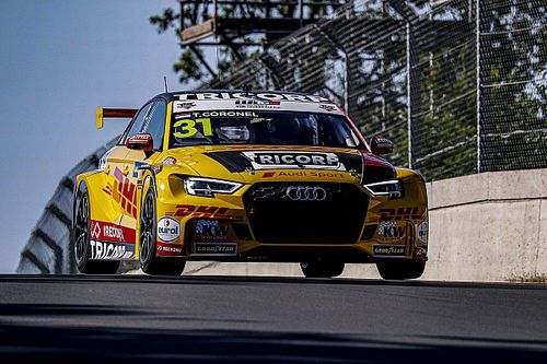 Dubbelprogramma voor Coronel: ook Europees kampioenschap met Audi