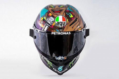 Morbidelli opens up on Spike Lee-inspired Misano helmet message