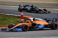 """Para Norris, McLaren terá um """"pacote muito melhor"""" com o motor Mercedes"""