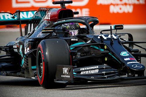 Mercedes explica 'não' a Hamilton, que implorou por pneus médios; entenda