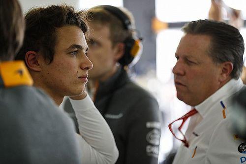 Brown wil Norris en Ricciardo met wildcard in Bathurst laten racen