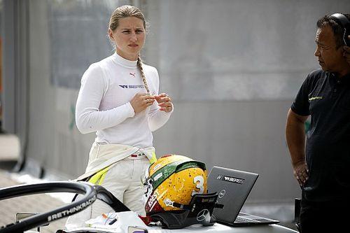 Rdest replaces Pepper for Austria W Series races