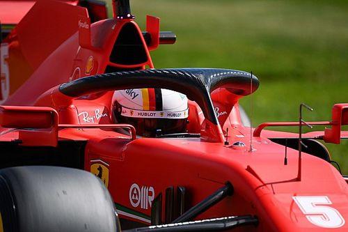 Vettel nie ufa Ferrari
