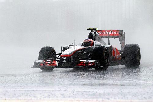 """F1: O dia que Button """"fez chover"""" em corrida de quatro horas no Canadá"""