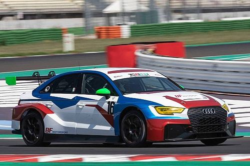 TCR DSG: BF c'è con l'Audi di Palanti-Valori in Europa e Italia