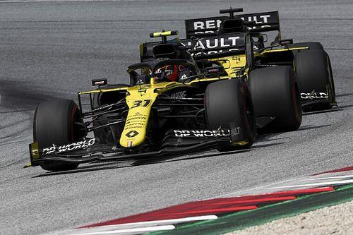 Ricciardo denkt niet dat Renault Ocon wilde bevoordelen