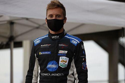 Championship leader Van der Zande loses WTR drive for 2021
